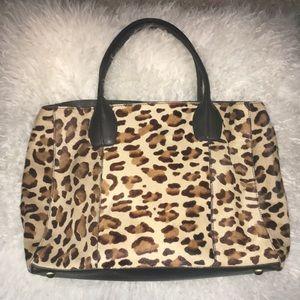 Boden Leopard Handbag